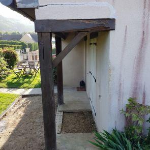 Pose d'enrobés et maçonnerie à Verderonne - Oise - HLT Amenagement
