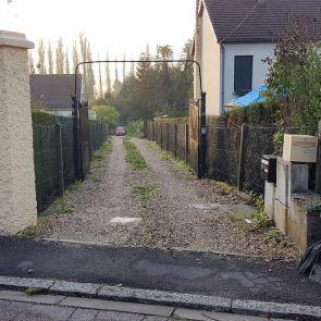 Travaux d'assainissement à Rieux - Début chantier - HLT Aménagement